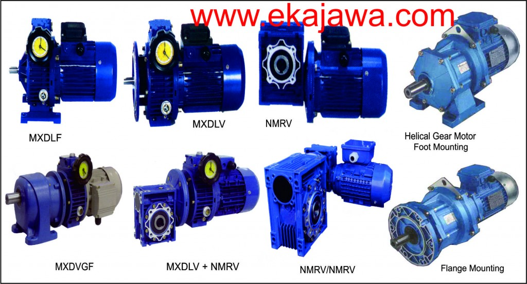 Gear Motor, Variable Speed, Explosion Proof, Double Speed, Hollow Shaft